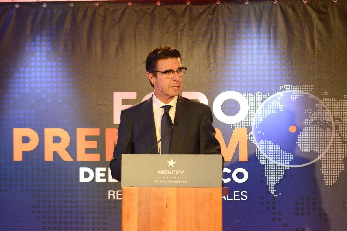 Foro Premium del Atlántico, de la Fundación Diario de Avisos, con José Manuel Soria. / Sergio Méndez y Fran Pallero