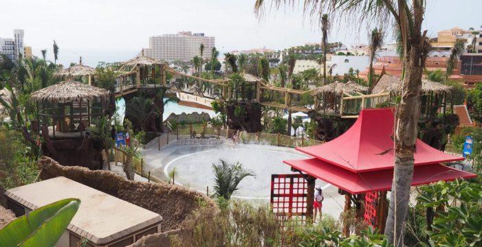 Siam Park celebra su 10º aniversario con la inauguración de nuevas atracciones