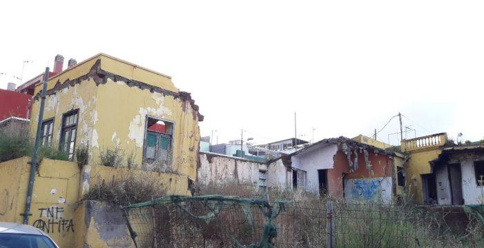 Unid@s denuncia la falta de respuesta a las casas abandonadas en San Benito
