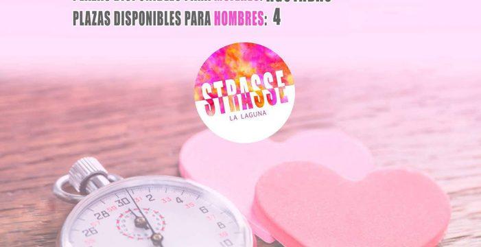 Ocho semanas y media de las noches de solteros en el bar Strasse en La Laguna