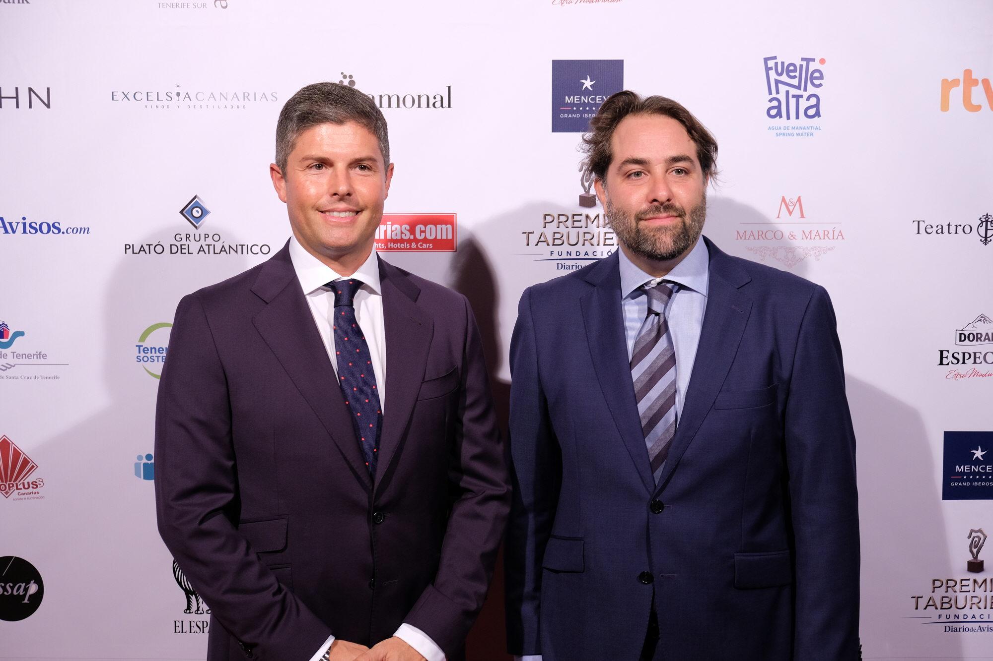 Premios Taburiente 2018