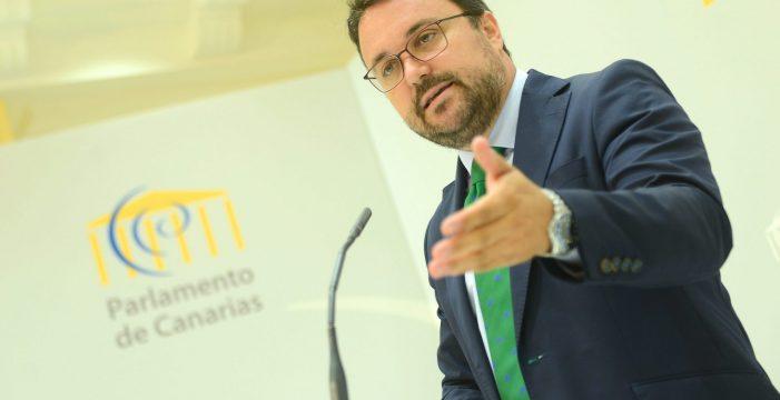 El PP exige a Clavijo un giro fiscal y social para apoyar los presupuestos de 2019