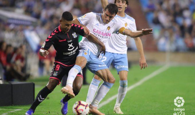Real Zaragoza – CD Tenerife: un empate que sabe a nada