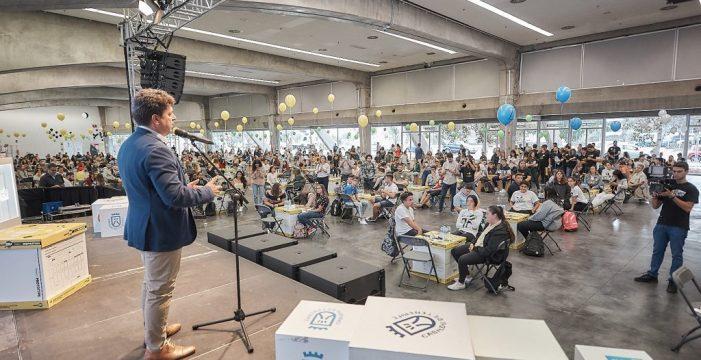 Dream Big Tenerife reúne a más de mil jóvenes con ideas innovadoras para la isla