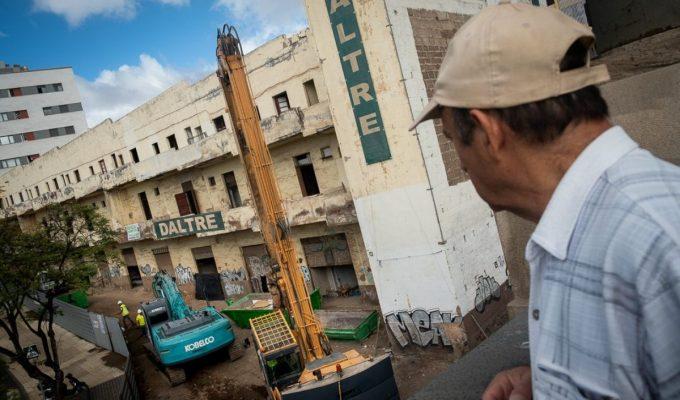 El edificio amarillo de Miraflores será historia en solo tres semanas