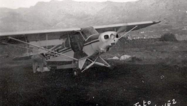 'La Avioneta' recordará que Güímar llegó a tener aeródromo