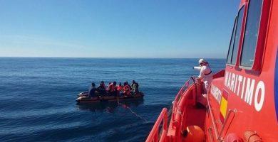 Canarias ha recibido a 900 inmigrantes desde el fin de semana, cuando el Gobierno visitó Marruecos y Senegal
