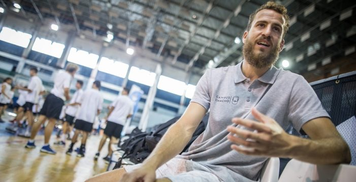 """""""La vuelta de Vidorreta es un paso muy importante para el Canarias; son un equipo de Copa y 'play-offs"""""""