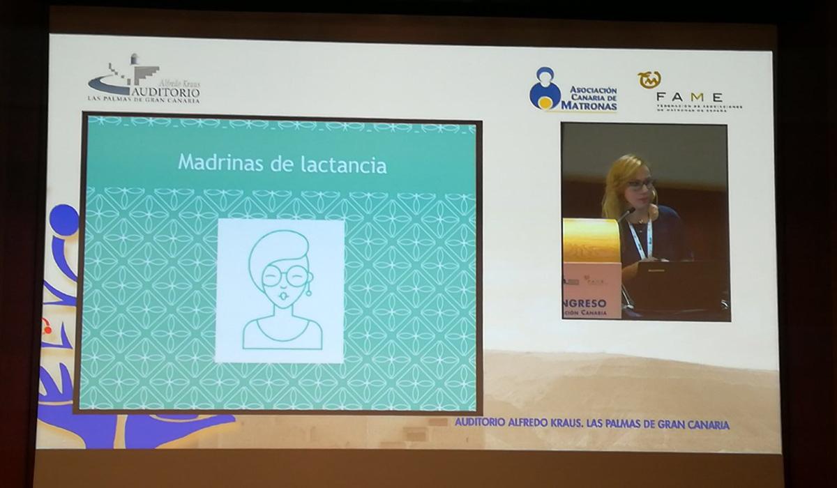 'Amadrina a una Primeriza', la aplicación móvil que une a dos generaciones de mujeres. | DA