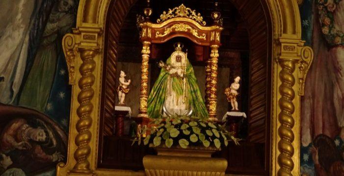 El PP presume que gracias a él Carlos Alonso no hizo el ridículo con la Virgen de Candelaria