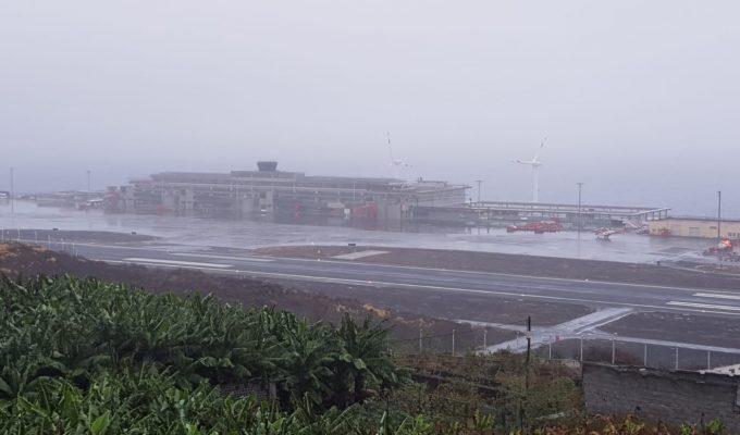 Activado el Plan Insular de Emergencias en La Palma ante la alerta por lluvias