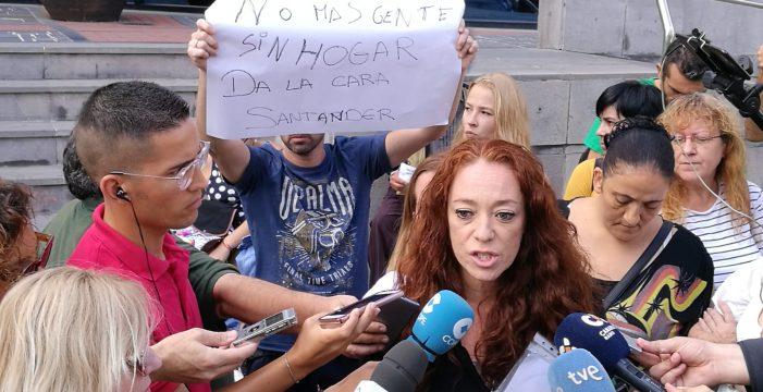 """Inma Évora: """"El Gobierno de Canarias debe actuar ante las irregularidades del Santander"""""""