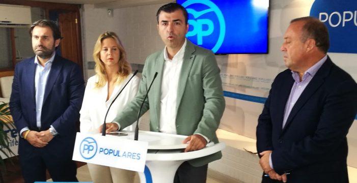 El Partido Popular preguntará al Cabildo en qué grado de ejecución se encuentra el Circuito del Motor