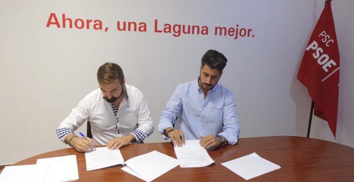 La Ejecutiva del PSOE lagunero rompe el pacto de Gobierno con CC de manera inminente