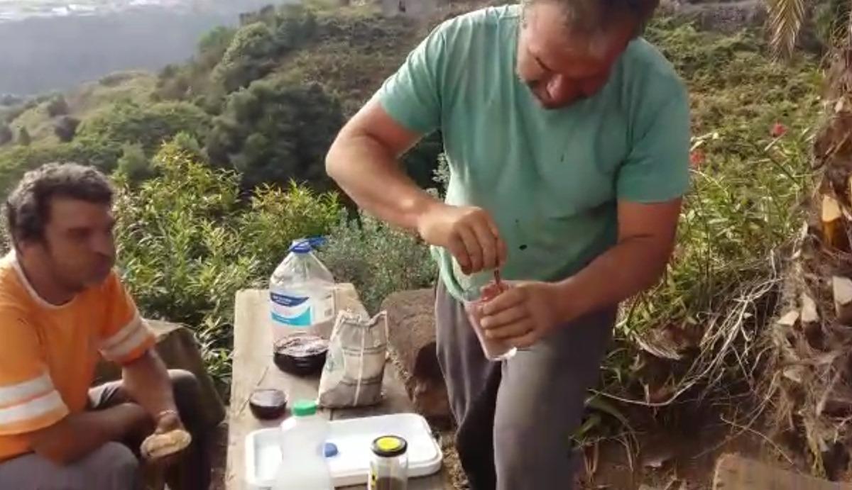 El actimel canario. / DA