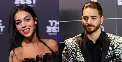 Georgina Rodríguez y Maluma sorprenden con sus cambios de look: a ella la aplauden, a él lo critican