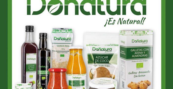 Alimentación ecológica con Tu Trébol, de la mano de Doñatura
