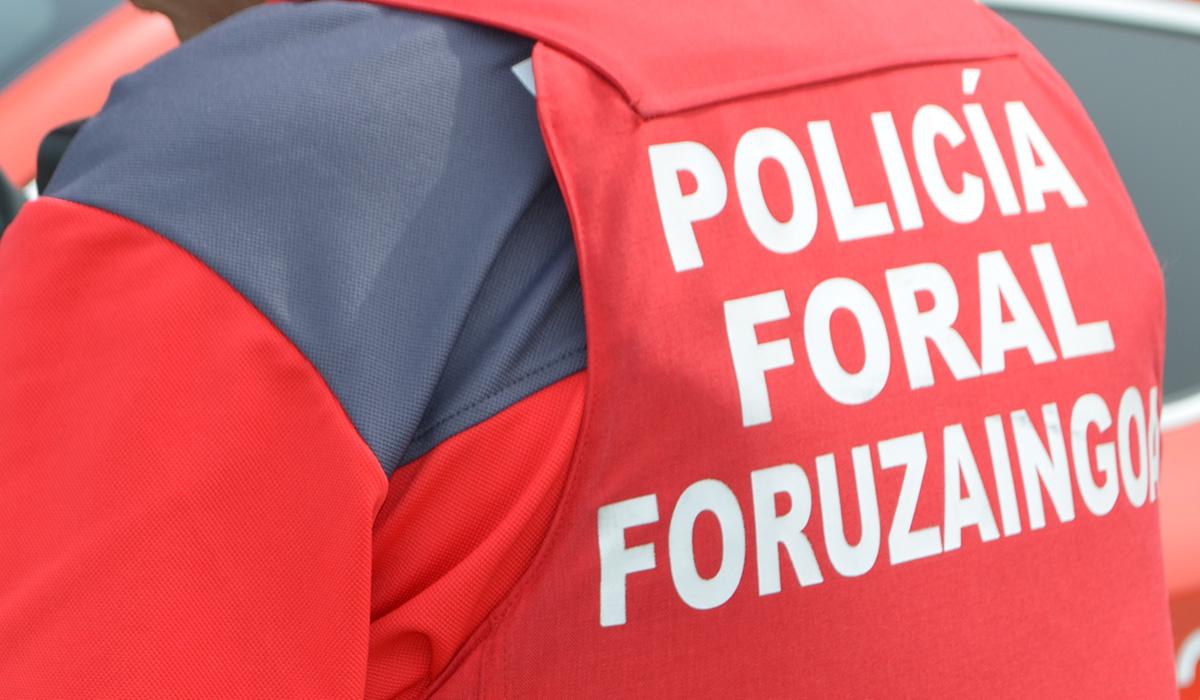Policía Foral. | EUROPA PRESS
