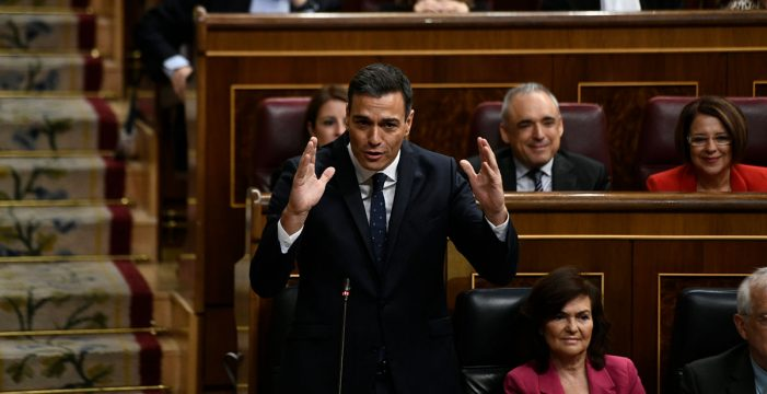 Presupuestos 2019: Bruselas advierte a Sánchez de que ve riesgo de desvío de déficit