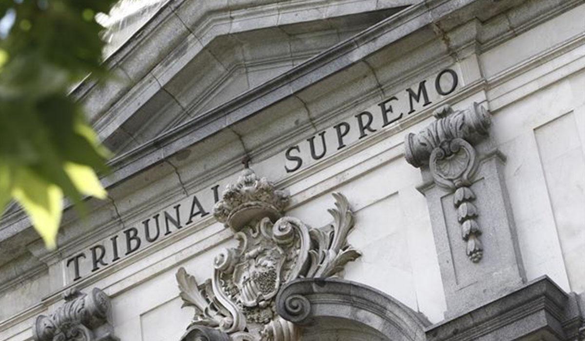 Tribunal Supremo / EP