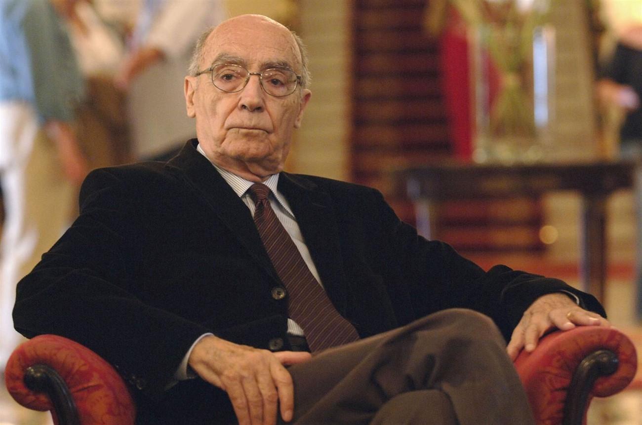 José Saramago, premio Nobel de Literatura / EP