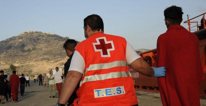 Localizan una patera con nueve inmigrantes al sur de Gran Canaria