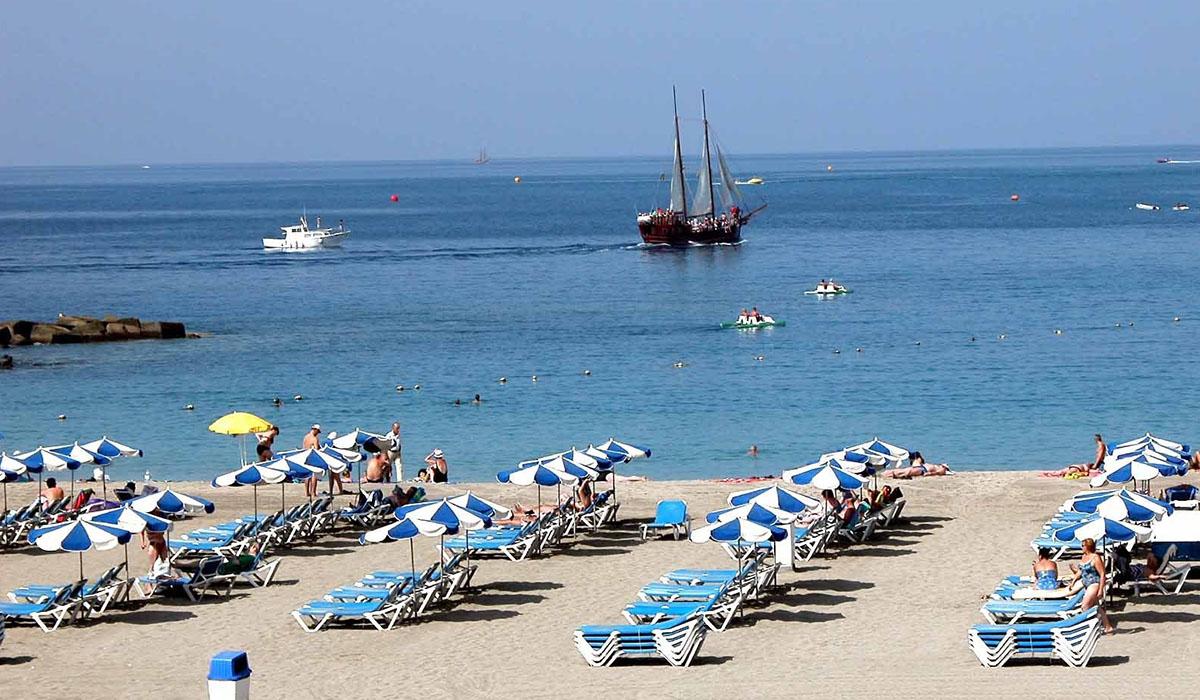 El turismo nacional crece un 21,8% en Tenerife en agosto