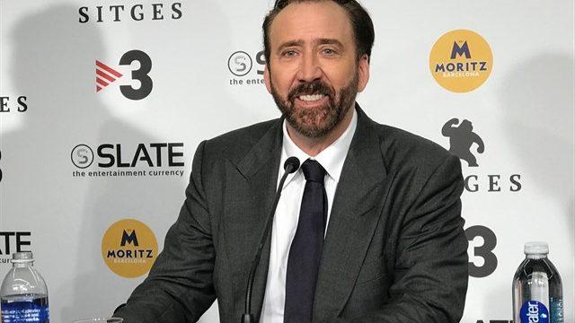 """Nicolas Cage, acusado de abuso sexual: """"No hubo nada de esto"""""""