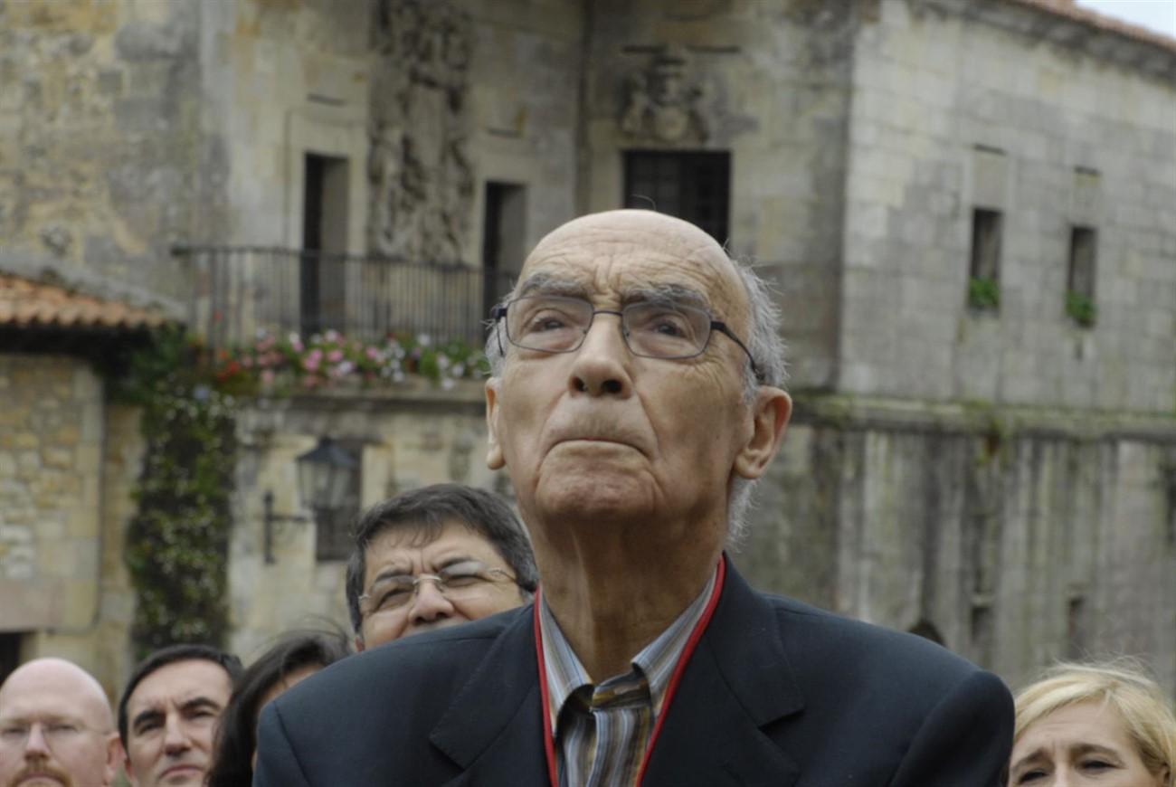 José Saramago, premio Nobel de Literatura