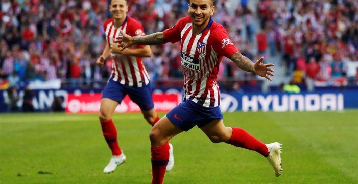 Correa desatasca al Atlético, que vence al Betis por la mínima en el Wanda