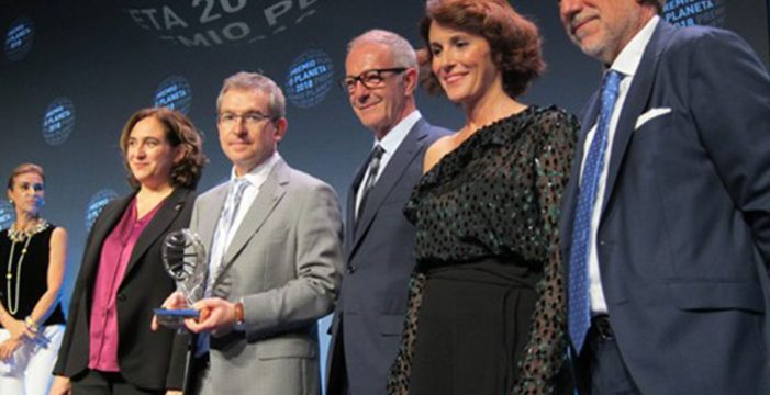 Santiago Posteguillo, Premio Planeta 2018 con la novela histórica 'Yo, Julia'