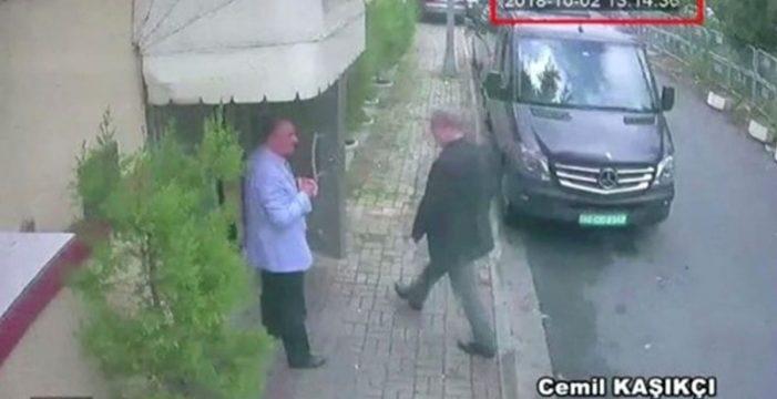 Khashoggi fue desmembrado vivo mientras los autores escuchaban música