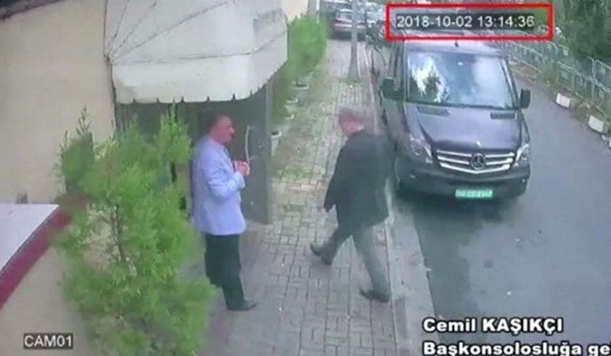 Esta fue la última conversación de Khashoggi y sus asesinos. | EUROPA PRESS