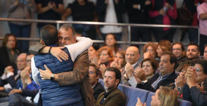 """Bermúdez afirma que la ruptura del pacto en La Laguna """"no tiene sentido"""""""