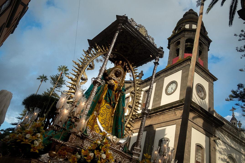 Visita Pastoral de la Virgen de Candelaria / Foto: Fran Pallero