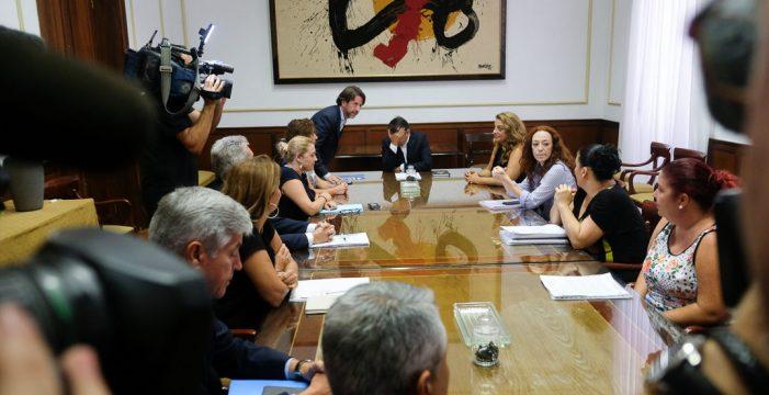 El oscurantismo del Santander sobre Añaza causa la retirada de 29 millones públicos