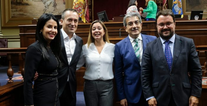 El nuevo Estatuto de Autonomía de Canarias da el antepenúltimo paso