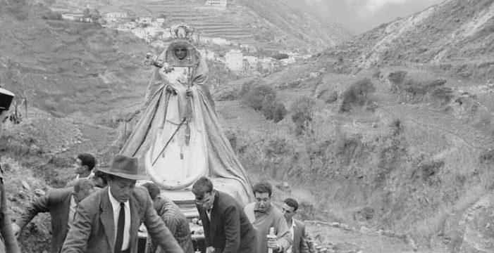 La imagen de la Patrona visita desde hoy Santa Cruz por quinta vez en la historia