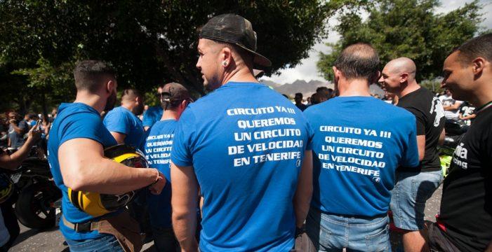 Concentración en San Andrés para clamar por el circuito insular