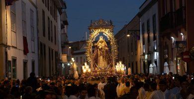 Aguere abre su corazón a La Morenita