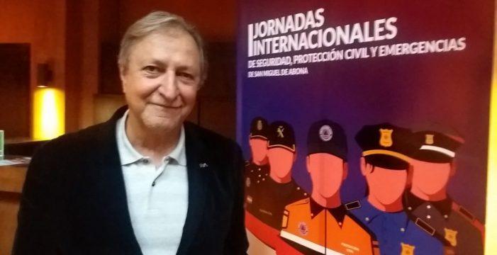 Paco Lobatón, invitado estelar en las primeras jornadas sobre Seguridad en San Miguel