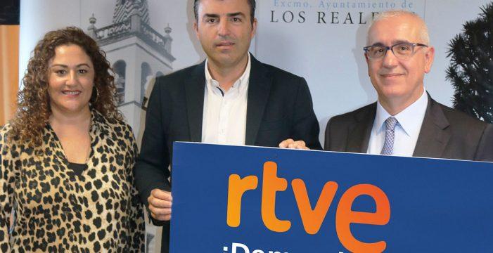 TVE elige Los Realejos para retransmitir a todo el mundo las campanadas de fin de año