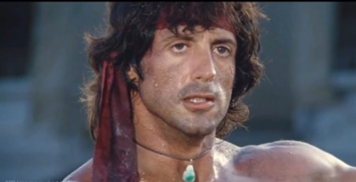 """El enemigo más duro de Rambo, las colas de la TF-5: """"La guagua que la coja Alonso"""""""