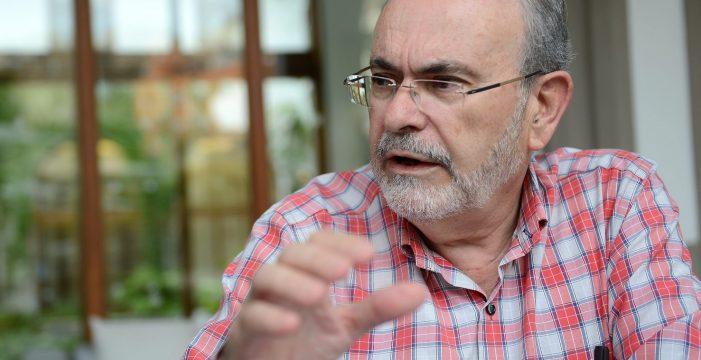 """José Ramón León, alcalde de Icod: """"Si eres del Norte y al día siguiente tienes que ir a Santa Cruz, esa noche no duermes porque sabes que te espera sufrir los atascos de la TF-5"""""""