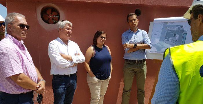 Arafo licitará la vigilancia y control de las aguas marinas en el Polígono Valle de Güímar