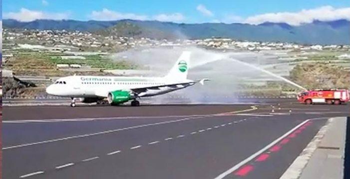 La llegada de pasajeros vía aérea a la Isla ha crecido este año un 11,3%