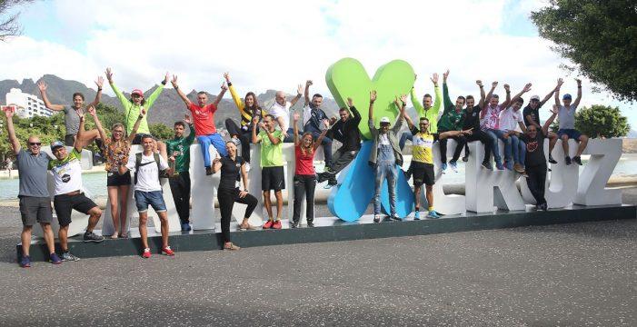 La Maratón de Santa Cruz toma el corazón de Tenerife