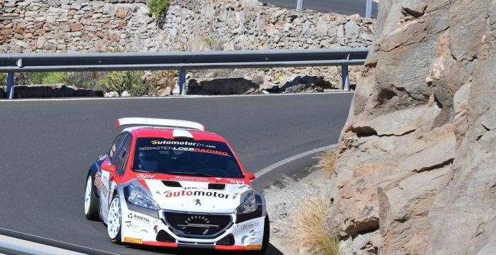 Se espera una intensa pugna  por el triunfo final en el Rally Isla de Tenerife
