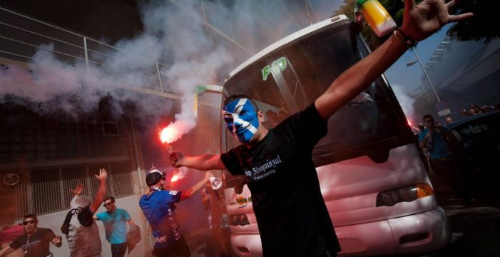 Precios 'antipopulares' para ver el esperado derbi canario en Siete Palmas