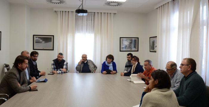 El Cabildo modificará el PIOT para impedir la extracción de áridos de Güímar